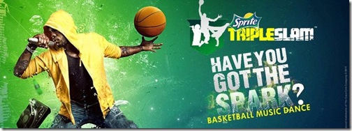 sprite triple slam nigerian talent